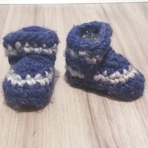 Other - Padraig Cottage Infant Wool Slippers